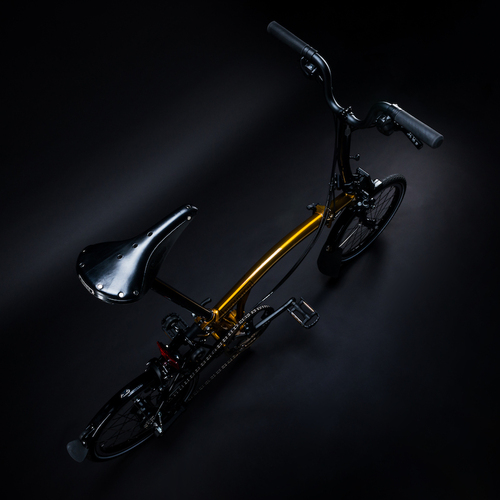Brompton Gold Bike on Black - 171018-12.jpg