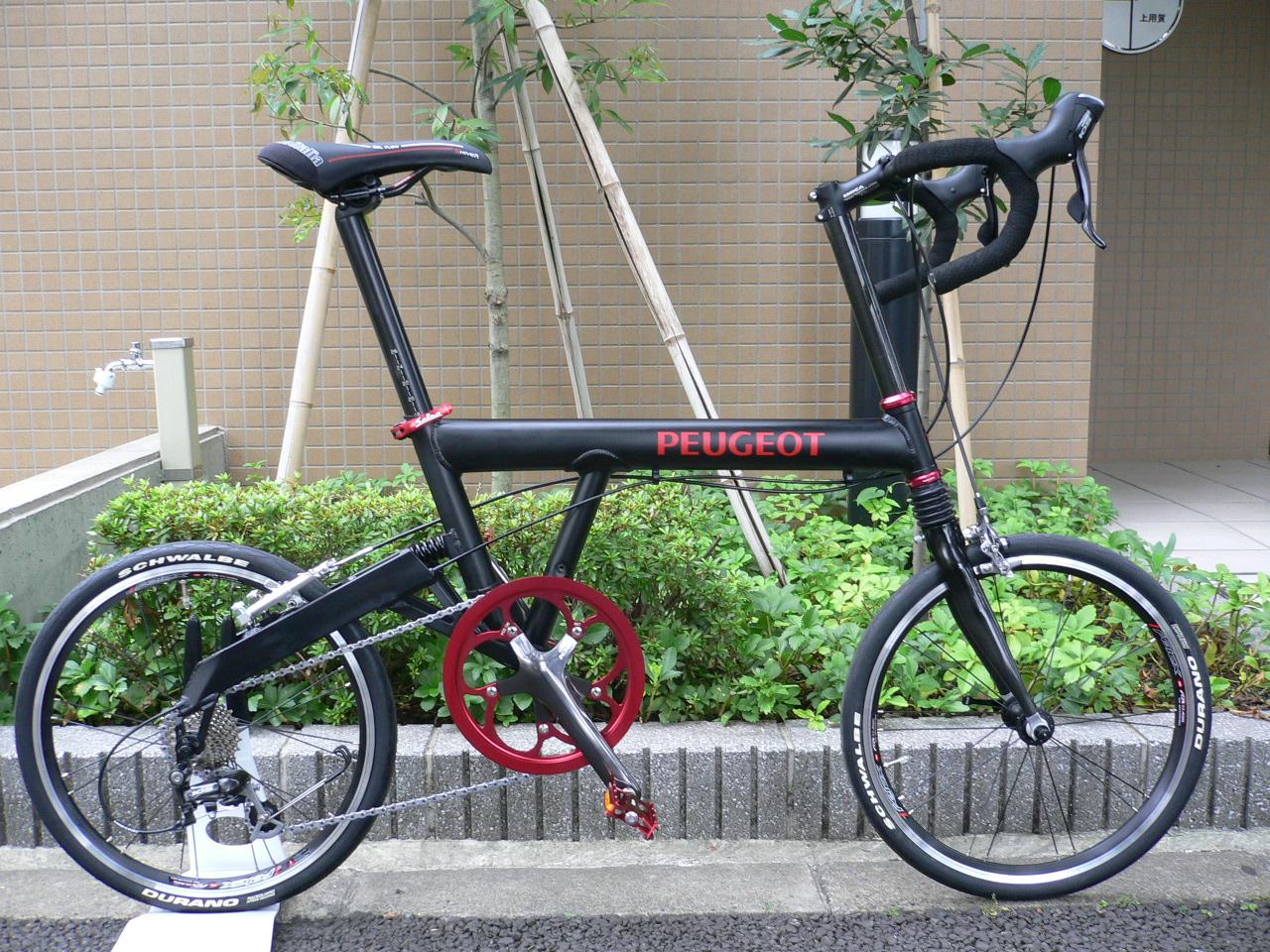 OHカスタム :: 折りたたみ自転車 ...