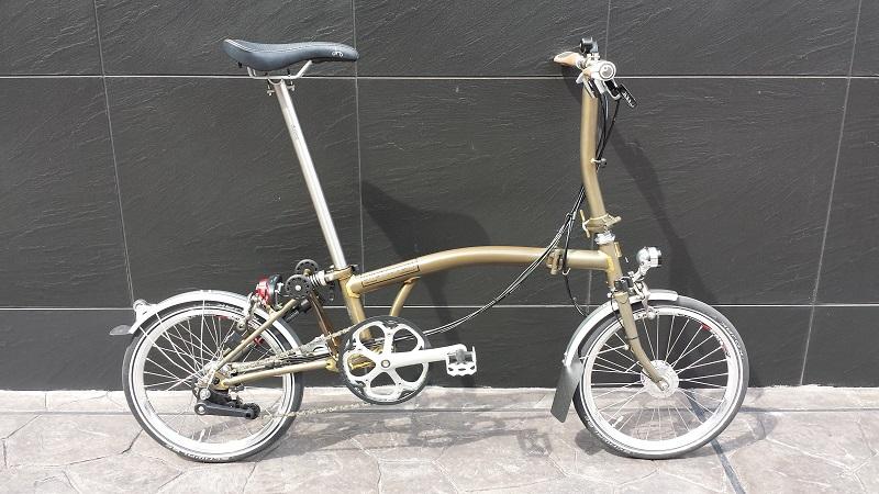 Dynamo Custom :: 折りたたみ自転車 ...