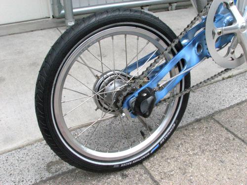 自転車の 自転車 タイヤ 種類 700c : カスタム :: 折りたたみ自転車 ...